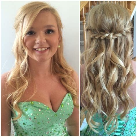 Short formal hairstyles best unique semi long prom as for
