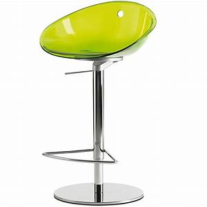 Hauteur D Assise : tabouret grande hauteur d 39 assise pivotant gliss 970 par ~ Premium-room.com Idées de Décoration
