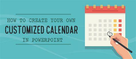 steps  create  calendar  powerpoint  add reminder