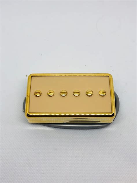 gibson p94 t bridge gold reverb