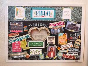 Creating a Vision Board Norine's Nest