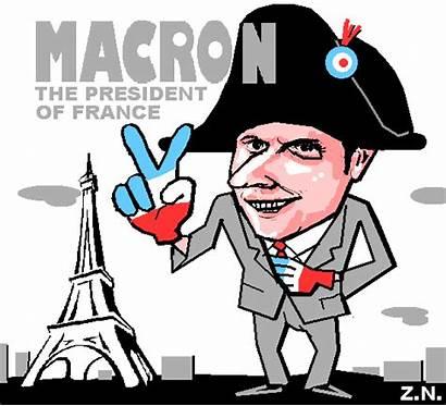 Macron France President Cartoons Niepoprawni Grafika Zbyszek