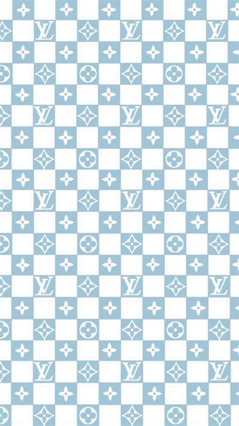 louis vuitton baby blue checkered vans w