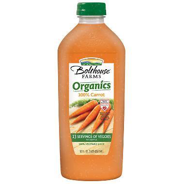 Boat House Farms by Bolthouse Farms Organic Carrot Juice 52 Oz Sam S Club