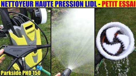 nettoyeur haute pression test 28 images test nettoyeur haute pression michelin mpx 160 prm