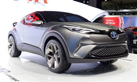 Toyota Chr Europe by Toyota Confirms New Crossover For Europe
