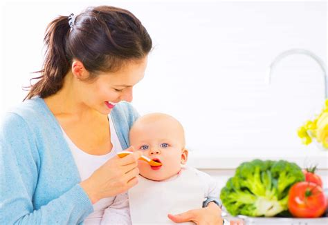 When To Introduce Baby Food Best Double Stroller For