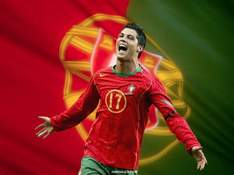 Cristiano Ronaldo Wallpapers Portugal Spirit Players