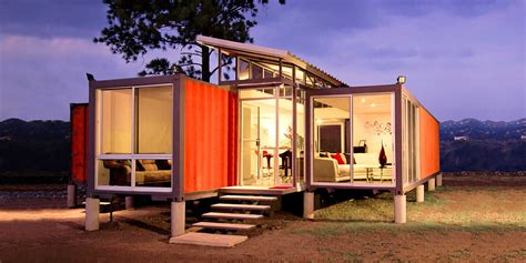 Out Of The Box Will The Shippingcontainer Home Meet The