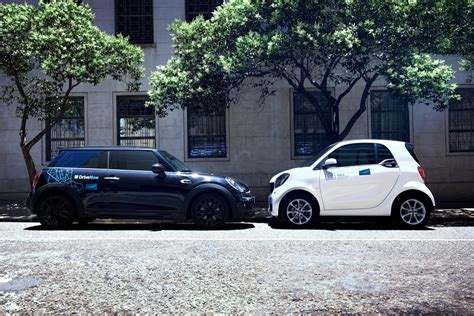 Bmw And Daimler To Invest .1 Billion In Mobility Service