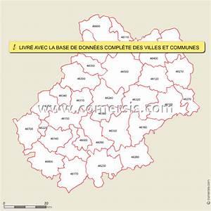 Code Postal Les Clayes Sous Bois : carte des codes postaux du lot ~ Dailycaller-alerts.com Idées de Décoration