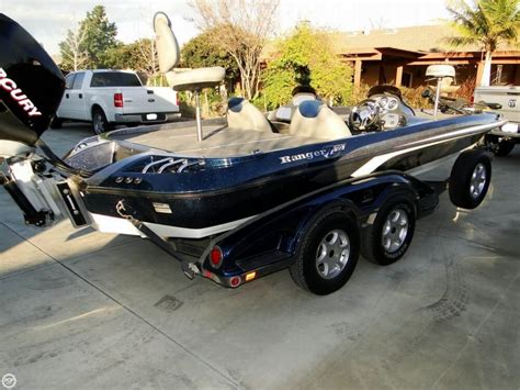 Used Ranger Boats by 2006 Used Ranger Boats Z22 Comanche Bass Boat For Sale