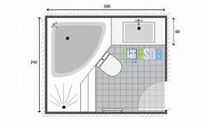 plan plan salle de bain de 72m2 modele et exemple d With plan amenagement salle de bain