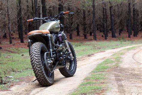 Gasoline Motor Co. Harley Davidson Scrambler