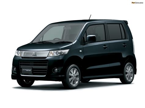 Suzuki Wagon R Stingray (MH23S) 2008 photos (1280x960)