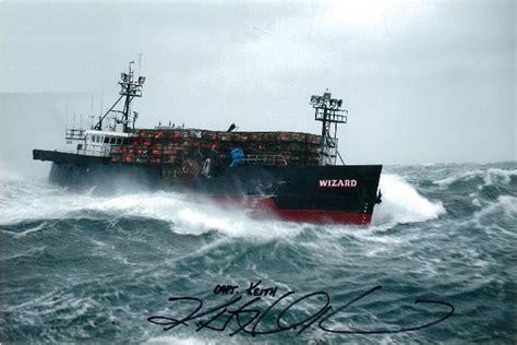 deadliest catch wizard sinks lynden news alaska shipping