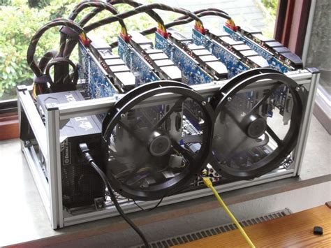 build a bitcoin miner 22 best diy mining rig images on rigs