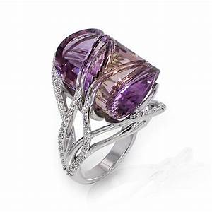 freeform ametrine ring jewelry designs With ametrine wedding ring