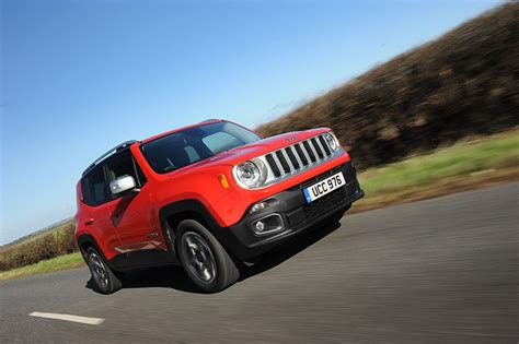 Jeep Renegade 1.6 Multijet 120 Longitude Review|jeep