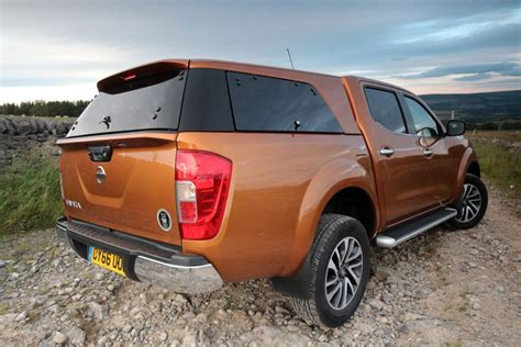 The nissan navara is packed full of features to support your work and play needs. Nissan Navara N-Connecta Double Cab - Car Review - Car ...