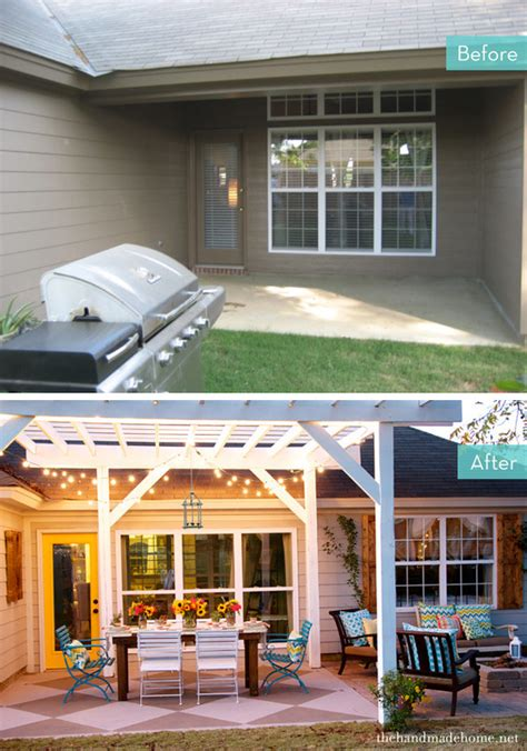 before and after 5 inspiring porch and patio makeovers