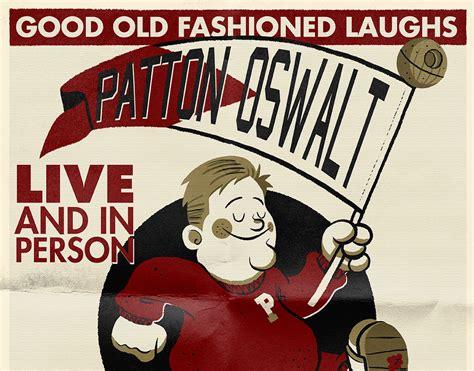 patton oswalt league of their own the art of ian glaubinger