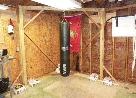 Diy Heavy Bag Ceiling Mount by Bags And Heavy Bag Stand On