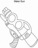 Coloring Gun Nerf Printable Rifle Drawing Pixel 3d Colouring Hunting Coloring4free Guns Pistol Military Sheets Fortnite Getcolorings Pdf Getdrawings Template sketch template