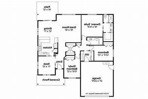 Craftsman House Plans - Pineville 30-937