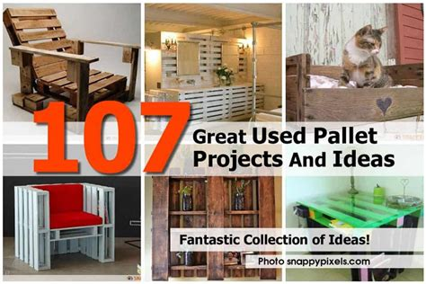 great  pallet projects  ideas