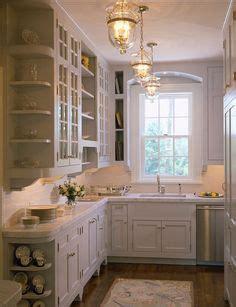 premium kitchen cabinets large galley kitchen peninsula design ideas pictures 1639