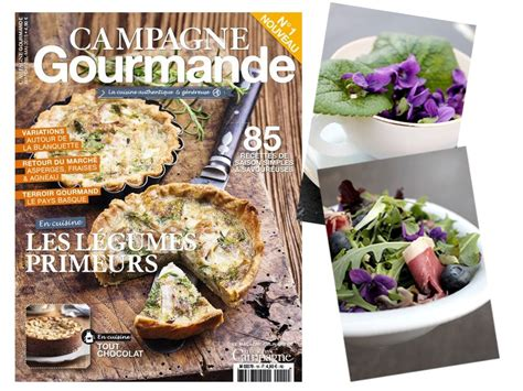 cuisine gourmande magazine cagne gourmande nouveau magazine culinaire cuisine