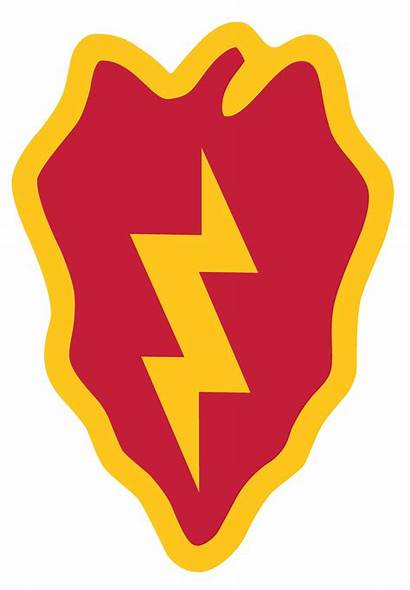 25th Infantry Lightning Division Army Vietnam Forge