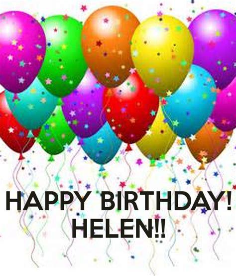 personalized sale birthday helen poster jodiehenningsgilbert