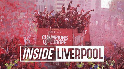 Liverpool Champions League Parade