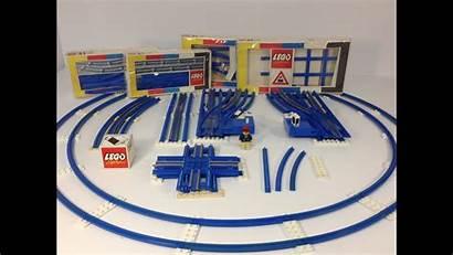 Lego Train Track 1966 1976