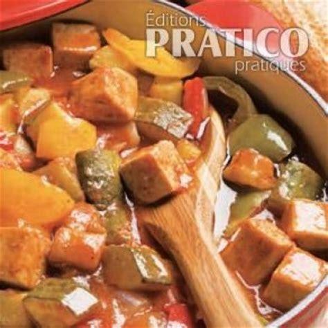 cuisiner tofu ratatouille et tofu aux herbes recettes cuisine et