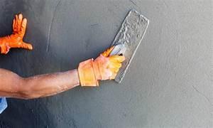 Faire un béton ciré sur du carrelage sol et mural