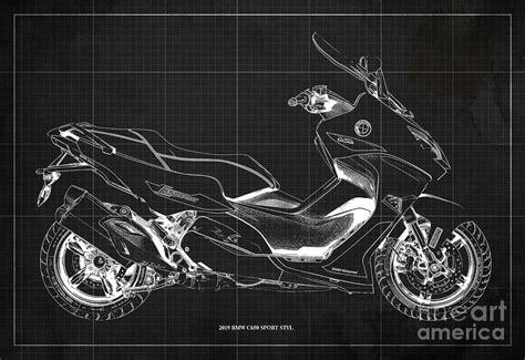 Bmw C 650 Sport Backgrounds by 2019 Bmw C650 Sport Styl Blueprint Original Motorcycles