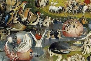Le Jardin Des Délices Bosch Analyse by Jrome Bosch Le Jardin Des Dlices 1480 1490 Triptyque