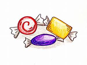 Candy Drawing | www.pixshark.com - Images Galleries With A ...