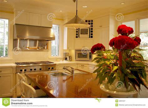 kitchen island centerpiece kitchen island royalty free stock photography image 2281947
