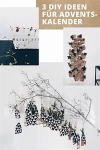 Kalender Selber Basteln Ideen : 3 einfache und g nstige diy adventskalender ideen zum selber basteln ~ Orissabook.com Haus und Dekorationen