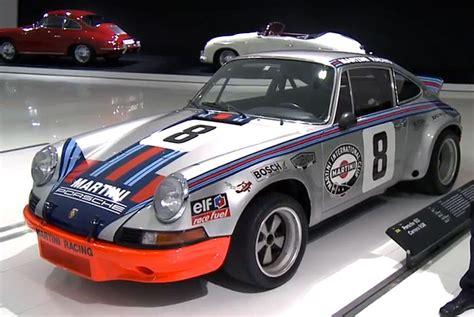 1973 rsr porsche porsche museum highlights history of the 911 rsr