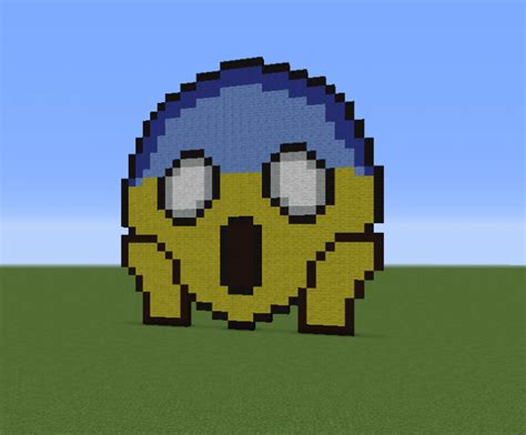 Pixel Art Emoji Minecraft Blog Art Zone