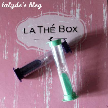 au bureau lab鑒e la thé box de septembre manifeste au bureau lalydo 39 s