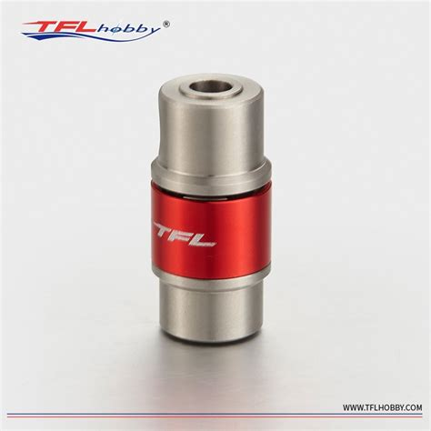 alum shaft coupler mm
