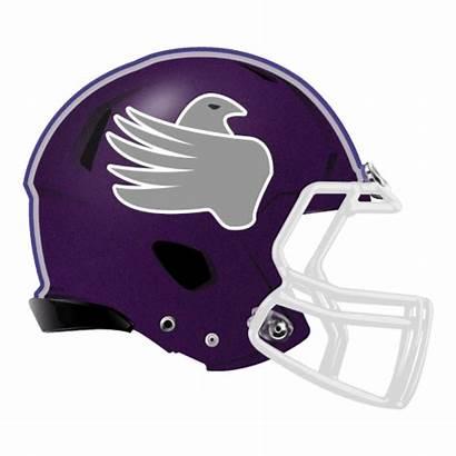 Football Fantasy Logos Unicorn Bird Maker Helmet