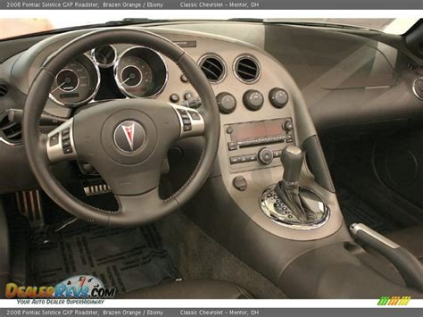 Pontiac Solstice Interior by Interior 2008 Pontiac Solstice Gxp Roadster Photo