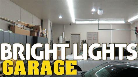 best led lights for garage workshop bright led garage workshop lighting best garage